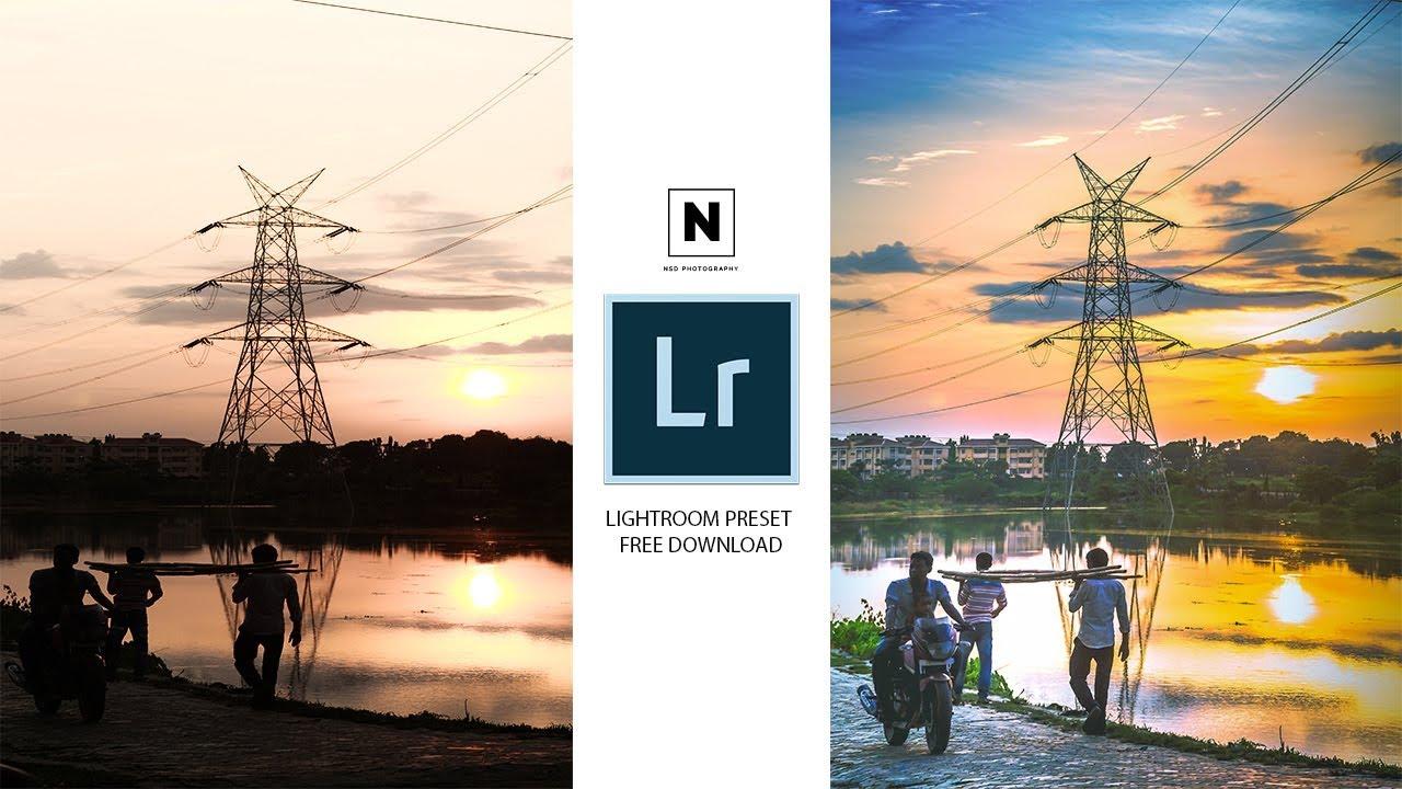 Lightroom preset free download 2018