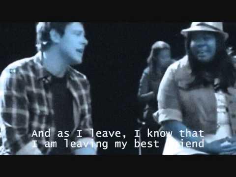 Glee cast - To Sir, with love - lyrics - YouTube