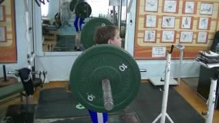 Маклаков Тимур, 13 лет, вк 46 Швунг+уход в сед 40 кг