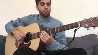 """Steve Lacy, """"N Side"""" guitar tutorial"""