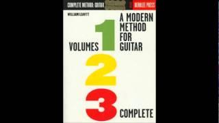 Blues in G (duet) - Modern Method for Guitar.