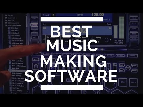 Best Music Making Software for Beginners 2017