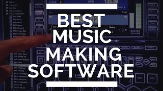 Best Music Making Software for Beginners 2016
