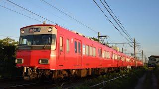 6800系+6500系 全車一般車特急