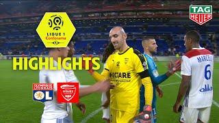 Olympique Lyonnais - Nîmes Olympique ( 2-0 ) - Highlights - (OL - NIMES) / 2018-19
