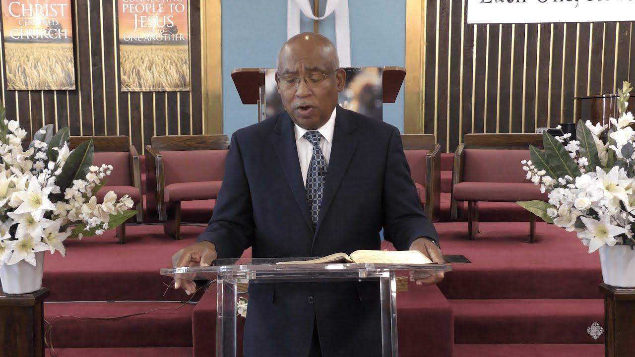 Man's Greatest Need - Bishop Emery Lindsay - 8/2/20