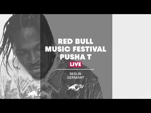 A Conversation With Pusha T in Berlin | Red Bull Music Festival