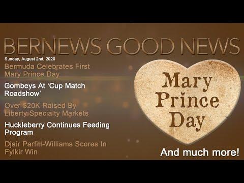 "Bernews ""Good News"" Sunday Spotlight, August 2, 2020"