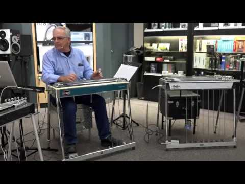 Pedal Steel Demo Part One