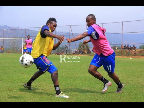Rayon Sports yakoze imyitozo ya nyuma yitegura TP Mazembe|Rutanga na Djamal twaganiriye