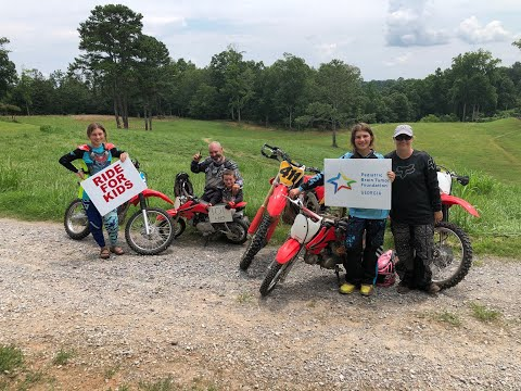 Riding 100 Miles for Kids with Brain Tumors