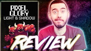 REVIEW - Pixel Glory: Light & Shadow from Zafty Games