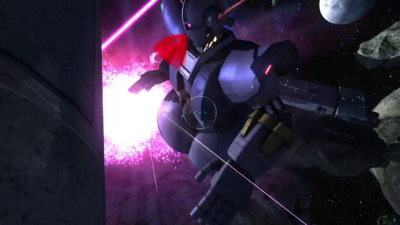 バトオペ 2 ジオング キレのあるジオングの立ち回り、武装を解説【バトオペ2】