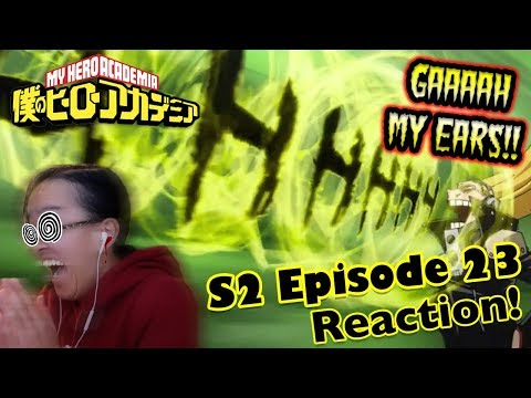 A 'SOUND' VICTORY! | S2 Ep 23 | Kitty Reacts To: My Hero Academia