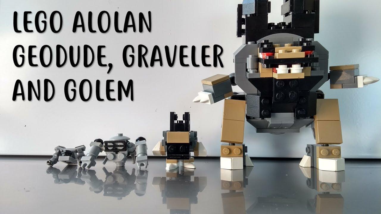 how to build a golem