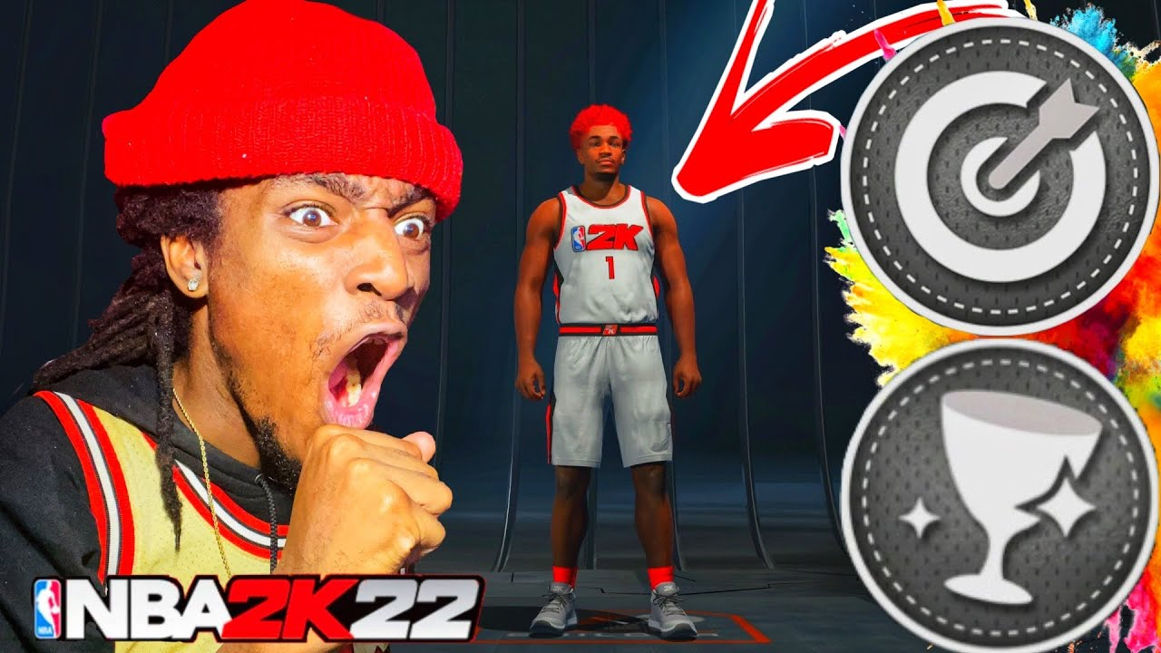 I FOUND THE BEST SHOOTING CENTER BUILD ON NBA 2K22 CURRENT GEN! THIS BUILD IS A CHEAT CODE