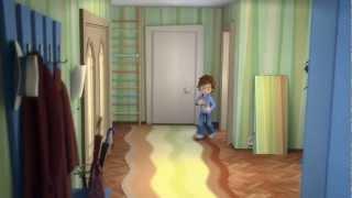Фиксики - Зеркало | Познавательные образовательные мультики для детей, школьников