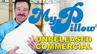 My Pillow Unreleased Commercial - Parody