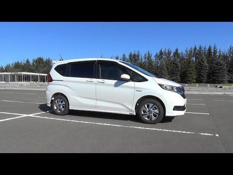 2019 MC HONDA FREED HYBRID Honda SENSING 4WD - Exterior & Interior