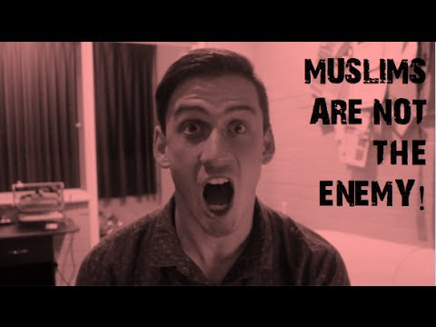 Dear Jacqui Lambie: Muslims Are Not The Enemy!