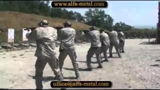 Подготовка телохранителей в