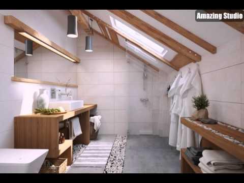 Holz Badezimmer Zähler