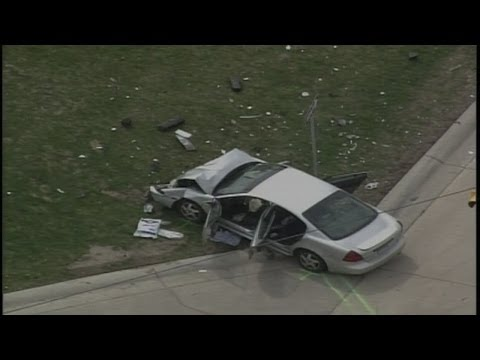 Serious crash on Telegraph
