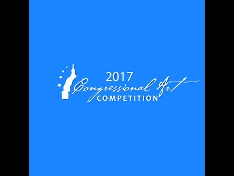 2017 Congressional Art Competition Slideshow