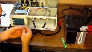 ups battery upgrade ep 004