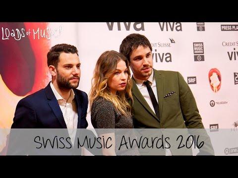Loads of Music @ Swiss Music Awards #SMA16