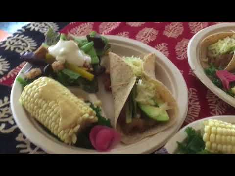 Seitan Tacos - Berkeley Organic Meals