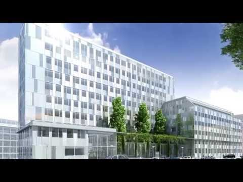 ProNest 3D animation for office rental