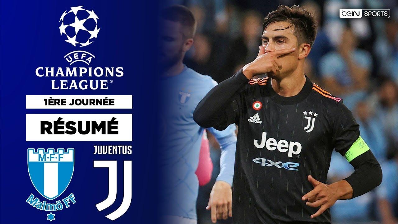 Download Résumé LDC : Dybala et la Juventus en balade à Malmö !