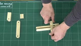 책상용 스탠드 만들기2-부품 가공하기(ver2)