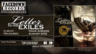 Watch Letter To The Exiles The Violence Of Our Kind video