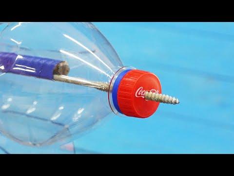 ТАКОГО ЕЩЕ НИКТО НЕ ВИДЕЛ! Узнав это СЕКРЕТ, ты никогда не выбросишь пластиковую бутылку!