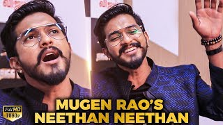 Sathiyama Naa Sollurendi - Mugen's First Ever Live Performance after Bigg Boss