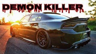 Grocery Getter 1200 BHP Dodge Charger Hellcat SRT | Dodge Demon Killer?