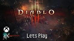Part 1: Let's Play Diablo III (4k | Xbox One X)
