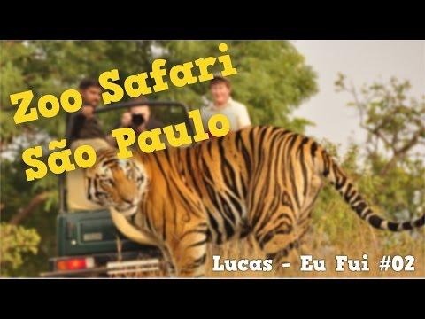 Zoo Safari São Paulo dando Comida aos Animais - Simba Safari