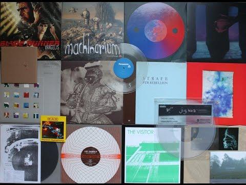 Ambient & Experimental Music On Vinyl [1983-2013 live mix] #DarkDeepRed