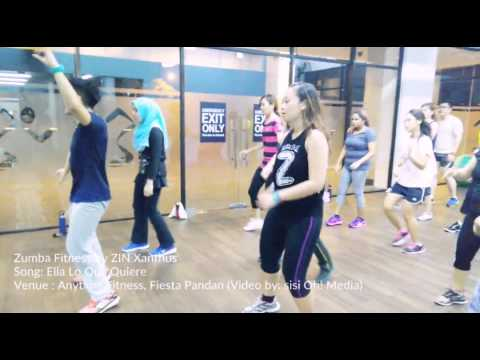 Zumba Fitness Malaysia: Ella Lo Que Quiere