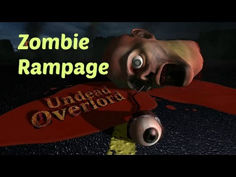 Undead Overlord - Zombie Rampage  (Let's Play)