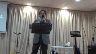 """""""Es Tiempo de buscar a Dios"""" PR. Claudio Aguilera Berrios"""