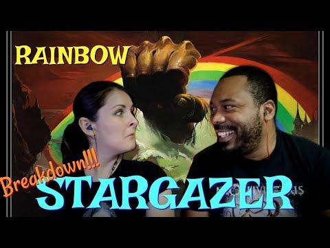 Rainbow Stargazer Reaction!!
