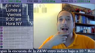 Punto 9 - Noticias Forex del 22 de Agosto del 2017