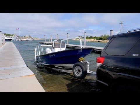 Cape Cod Boat Ramp Guide: Sesuit Harbor