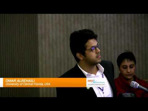 Omar Alrehaili| University Of Central Florida| USA | Industrial Engineering 2014 | OMICS