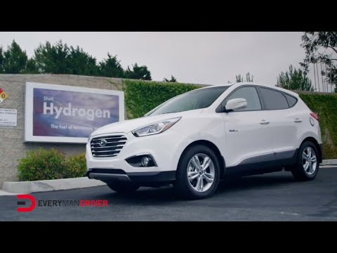 Here's the 2015 Hyundai Tucson Fuel Cell on Everyman Driver