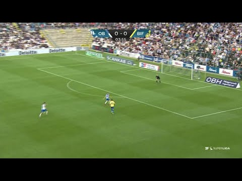 Odense Brondby Goals And Highlights
